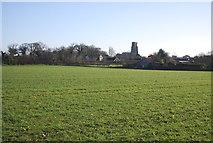 TG2834 : Church of St Botolph, Trunch by N Chadwick