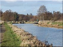 SU9947 : River Wey Navigation by Alan Hunt