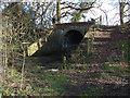 SU9947 : Disused railway bridge by Alan Hunt