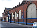 SJ5095 : St Helens - Mill Street Barracks - from east by Dave Bevis