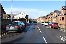 NS3421 : Dongola Road, Ayr by Billy McCrorie