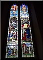 TQ4268 : St George Bickley: stained glass window(13) by Basher Eyre