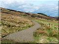 SE0315 : The Kirklees Way north-eastwards of Deanhead Reservoir by Humphrey Bolton