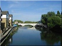 TL1998 : Towards London Road by DS Pugh