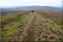 SD6782 : Path to Bullpot Farm by Bill Boaden