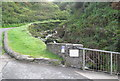 SS6949 : Road from the beach 2-Lee Abbey, North Devon by Martin Richard Phelan