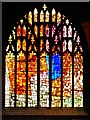 SJ8398 : Manchester Cathedral, The Revelation Window by David Dixon