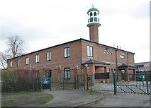 SE3320 : Wakefield Central Mosque Madrassah Arabiyah Islamiyah - Sanderson Street by Betty Longbottom