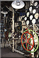 NZ3065 : HMS Cavalier - engine room by Chris Allen