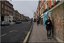 TQ3386 : Stoke Newington Church Street by Ian S