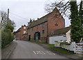 SK6821 : Church Farm, Grimston by Alan Murray-Rust