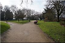 TQ3187 : Capital Ring, Finsbury Park by Ian S