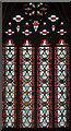 TL5480 : Dean Peacock window, Ely Cathedral by Julian P Guffogg