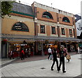 ST1876 : Pret A Manger, Queen Street, Cardiff by Jaggery