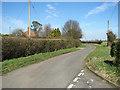 TM1096 : Potter's Lane/Hill Road junction by Evelyn Simak