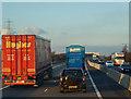 SE6404 : A Nijman / Zeetank lorry on the M18 by Ian S