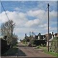TL3549 : Orwell: Leaden Hill by John Sutton