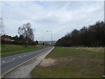 TM1543 : Birkfield Drive looking towards the town centre by Hamish Griffin