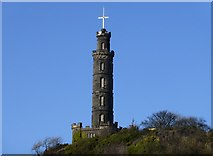 NT2674 : Nelson Monument, Calton Hill by kim traynor