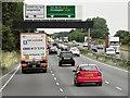 TL3963 : A14 Huntingdon Road by David Dixon