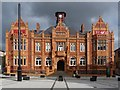 SO0406 : The Old Town Hall, Merthyr Tydfil by Robin Drayton