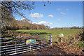 SU5013 : Gateway onto farmland by Richard Dorrell