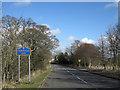 NZ1853 : Minor road entering Tanfield Lea by Trevor Littlewood