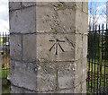NY5428 : The Countess's Pillar by Ian Taylor