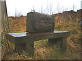 SD3492 : The 'Habitat' television, Grizedale Forest by Karl and Ali