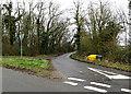 TM2697 : Baxter's Lane, Shotesham by Adrian Cable
