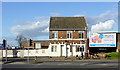 SO9396 : Cottage by demolished pub, Etiingshall, Wolverhampton by Roger  Kidd