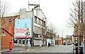 "J3373 : Former ""Gilpin's"", Sandy Row, Belfast by Albert Bridge"