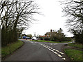 TM2796 : Woodton Road, Brooke by Adrian Cable