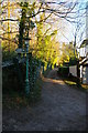 TQ3363 : Ballards Way, Croydon by Christopher Hilton