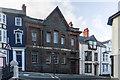 SN5881 : Former Aberystwyth Library by Ian Capper
