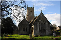 SO9700 : Coates church by Philip Halling