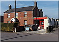 ST8549 : Former Spar and Post Office, Dilton Marsh by Jaggery