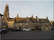 SO8700 : The Market Square Minchinhampton by Paul Best