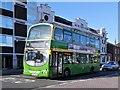 SD8010 : Bury Corporation Transport on Haymarket Street by David Dixon