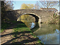 SP4813 : Oxford Canal footbridge by Alan Hunt