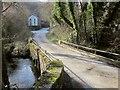 SX4574 : Higher Lumburn Bridge by Derek Harper