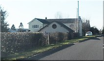 SJ7638 : House at Blackbrook by Anthony Parkes