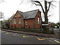TM2397 : Saxlingham Primary School by Adrian Cable