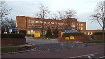 NZ3955 : Sunderland Eye Infirmary by Malc McDonald