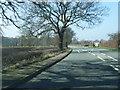 SJ7083 : A50 near High Legh by Colin Pyle