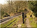 SD7914 : Chest Wheel Foot Crossing at Summerseat by David Dixon