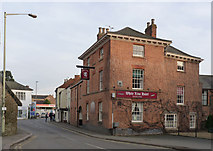 SK8508 : White Lion Hotel, Melton Road by Alan Murray-Rust