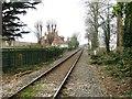 SU8887 : Railway, Bourne End by Alex McGregor