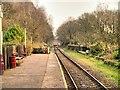 SD7914 : Summerseat Railway Station by David Dixon