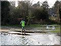 TL1307 : A wet jog by Stephen Craven